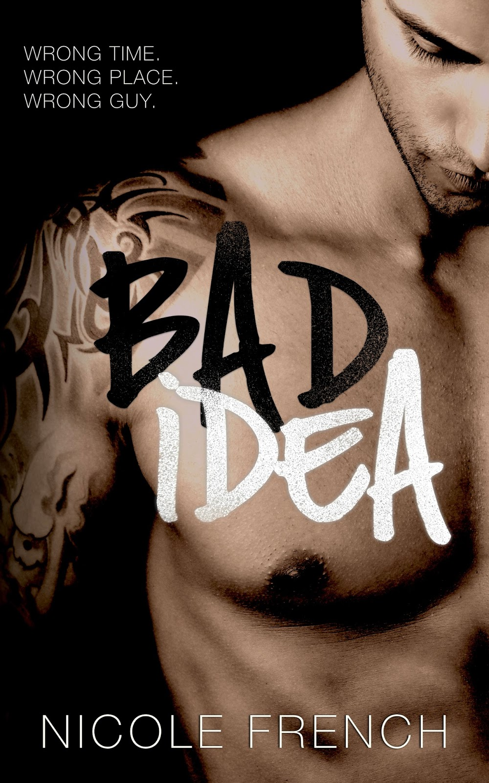 Bad Idea Ebook Cover